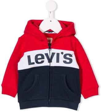 Levi's (リーバイス) - Levi's Kids ボーダー パーカー