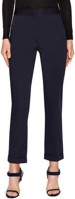 Christian Dior Rolled-Cuff Slim Pant