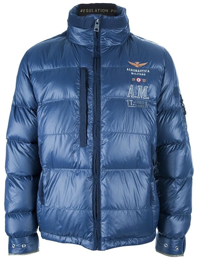 Aeronautica Militare padded jacket