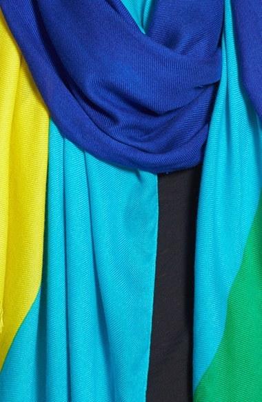 Kate Spade Colorblock Scarf