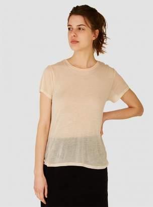 Base Range Baserange Cupro Tee Shirt