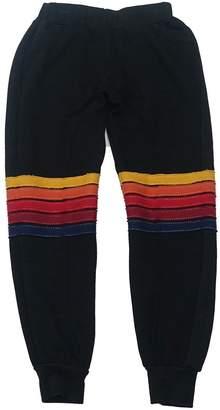 Aviator Nation Kids Moto Stripe Sweatpants