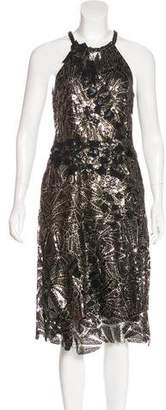 Lula Kobi Halperin Embellished Dress w/ Tags
