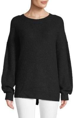 Saks Fifth Avenue Oversized Crewneck Sweater