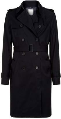 Sandro Tailored Trench Coat