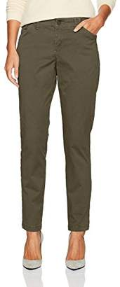 Lee Women's Eased Fit Tailored Chino Pant