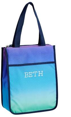 Pottery Barn Teen Gear-Up Ombre Tote Lunch Bag