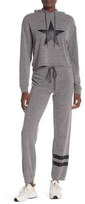 Andrew Marc Cinched Bottom Sweats