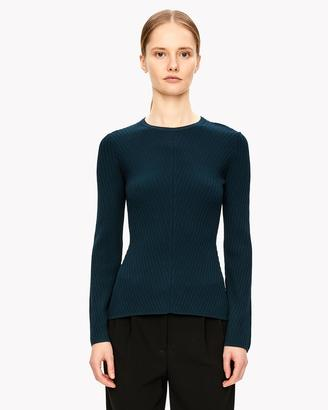 Knit Swing Sweater $295 thestylecure.com