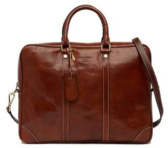 Persaman New York Pietro Leather Tote Bag
