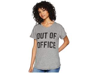 Original Retro Brand The Out of Office Short Sleeve Mocktwist Tee