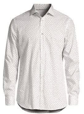 Paul Smith Tailored Graphic Button-Down Shirt
