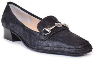 Amalfi by Rangoni Marcia Horse Bit Loafer - Narrow Width Available