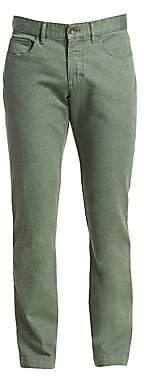 Saks Fifth Avenue Straight-Leg Trousers