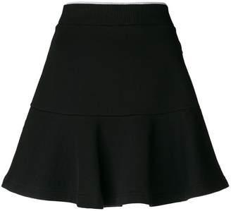 Kenzo flared mini skirt
