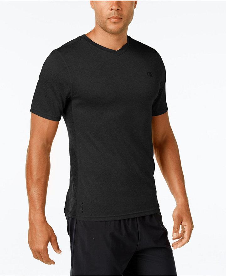 Champion Men's Vapor V-Neck T-Shirt