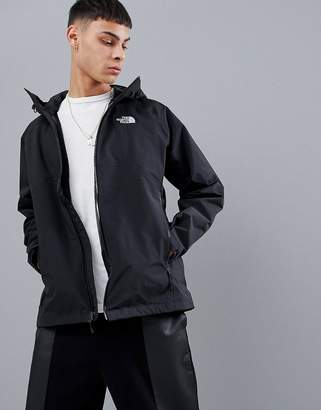 The North Face Stratos Waterproof Hooded Jacket in Black