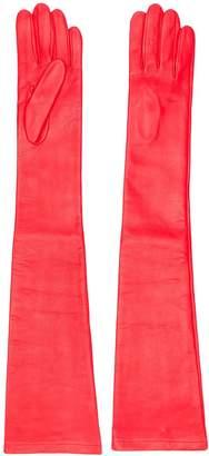 No.21 long gloves