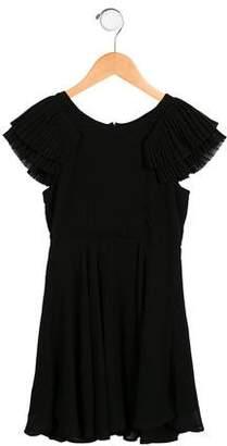 Ella Moss Girls' Short Sleeve Dress w/ Tags