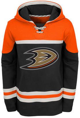 Outerstuff Anaheim Ducks Asset Hoodie, Big Boys (8-20)