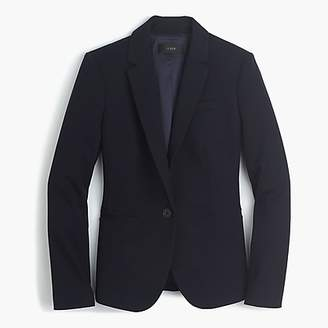 J.Crew Petite Campbell blazer in two-way stretch cotton