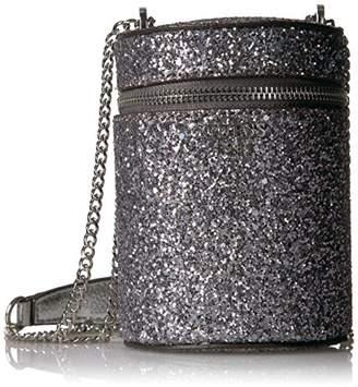 GUESS Ever After Metal Cylinder Crossbody