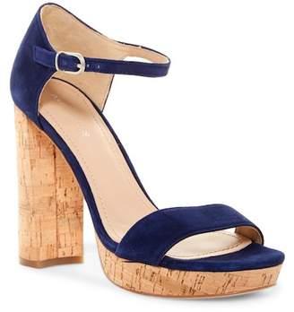 Pour La Victoire Yvette Platform Ankle Strap Sandal