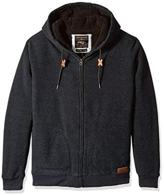 Quiksilver Men's Keller Sherpa Hooded Sweatshirt