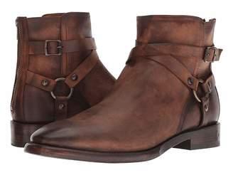 Frye Weston Cross Strap Men's Slip on Shoes
