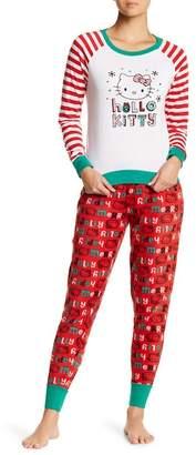 Hello Kitty Jolly Holiday 2-Piece Pajama Set