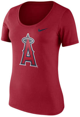Nike Women's Los Angeles Angels of Anaheim Cotton Scoop T-Shirt