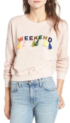 Women's Rails Kelli Weekend Sweatshirt $148 thestylecure.com