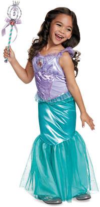 Disguise Disney Princess Girls' Ariel Deluxe Costume