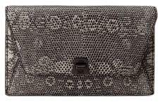 Akris Anouk Leather Envelope Chain Shoulder Bag
