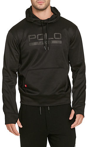 Polo Sport Fleece Graphic Hoodie