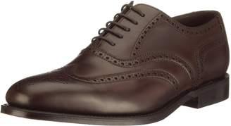 Loake 1880 Men's Calf Leather Buckingham Brogues
