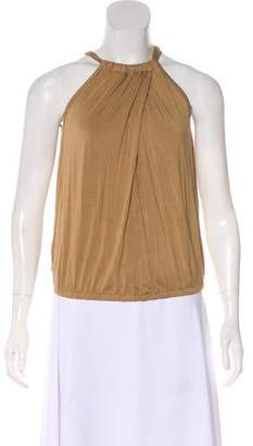 Trina Turk Sleeveless Halter Top