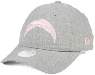 New Era Women's Los Angeles Chargers Custom Pink Pop 9TWENTY Cap