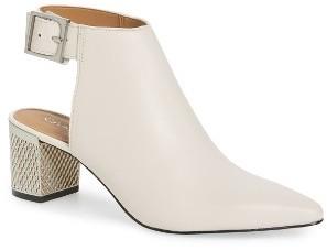 Women's Calvin Klein Pointy Toe Bootie $148.95 thestylecure.com