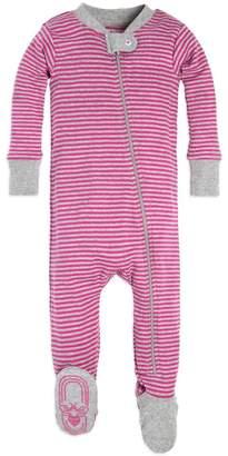 Burt's Bees Stripe Organic Baby Sleeper