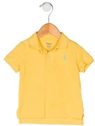 Ralph Lauren Boys' Collared Shirt