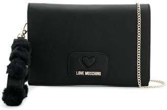 Love Moschino hand fastened clutch