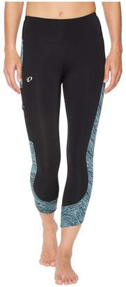 Pearl Izumi Escape 3/4 Tights Print Women's Casual Pants