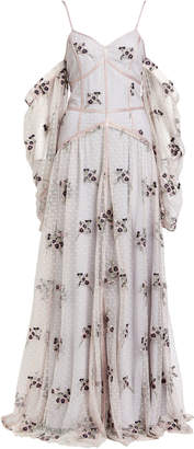We Are Kindred Maryjane Caged Maxi Dress