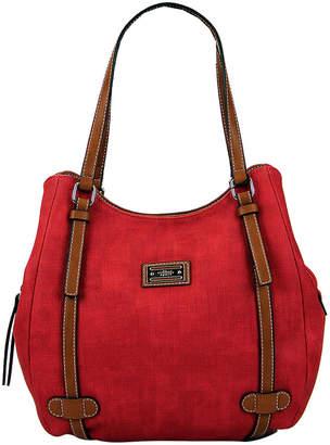 Patti Double Handle Hobo Bag
