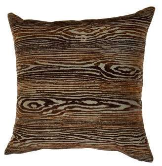 Kevin OBrien Kevin O'Brien Corduroy Patterned Throw Pillow