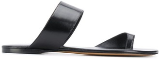 The Row Infradito sandals