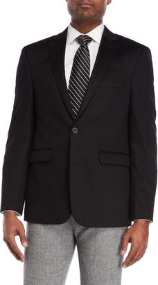 Vince Camuto Black Cashmere Sport Coat