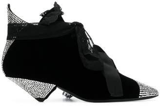 Saint Laurent Blaze 45 boots