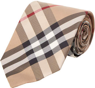 Burberry Clinton Exploded Classic Check Tie